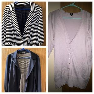 Maurices plus size business casual lot